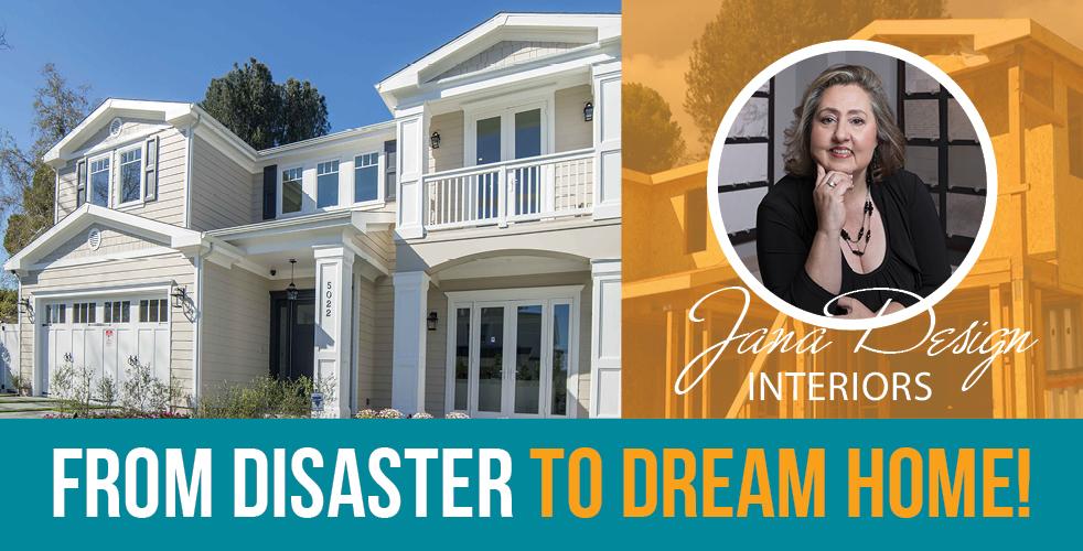 """Jana Rosenblatt Podcast """"From Disaster to Dream Home!"""""""