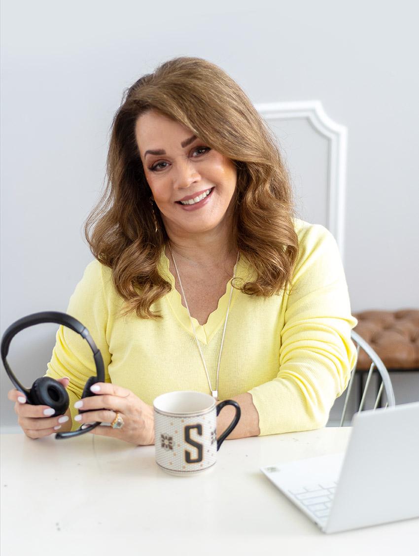 Sandra Yancey Podcast